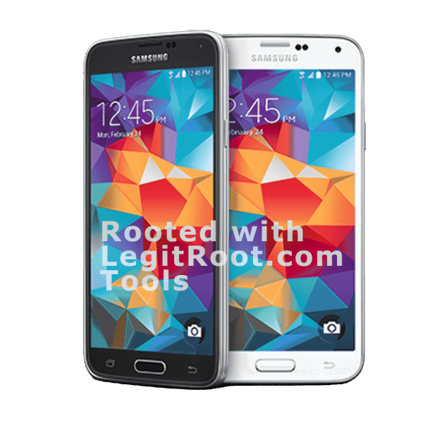 5 ways to root Galaxy S5