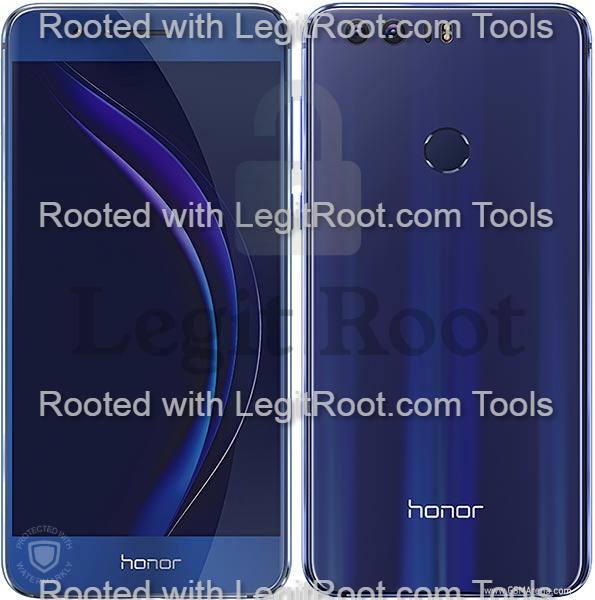 Honor 8 one click root