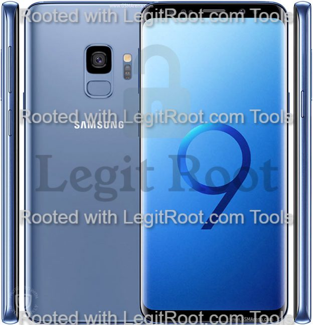 Root samsung galaxy s9 from pc legitroot.com