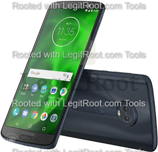 Easy way to root motorola moto g6