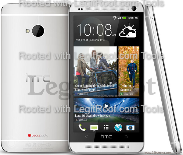 Root htc one legitroot