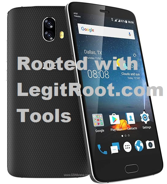 How to root ZTE TEMPO X
