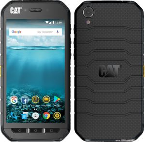 How to root cat s41 from android