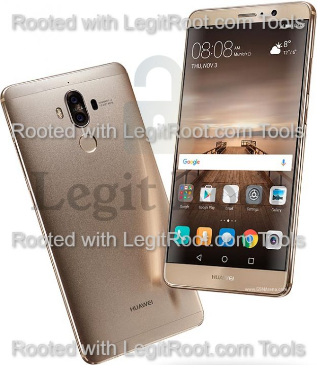 Mac os how to root huawei mate 9