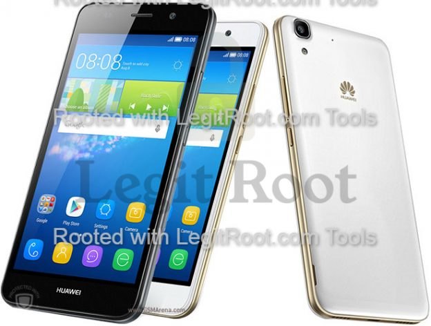 Mac os how to root huawei y6