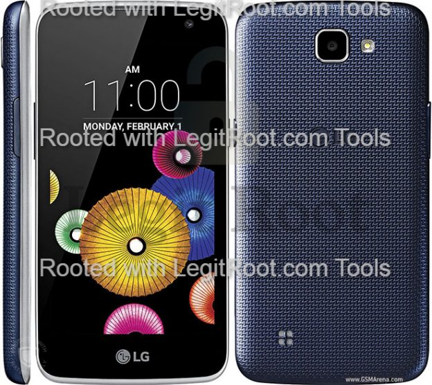 Mac os how to root lg k4