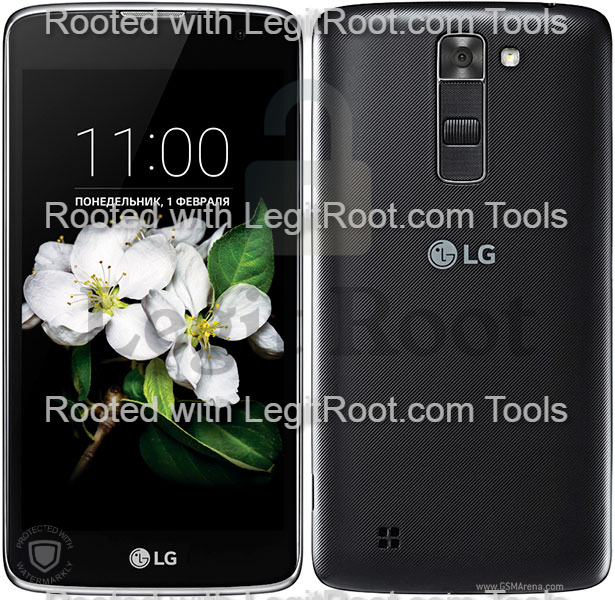Mac os how to root lg k7