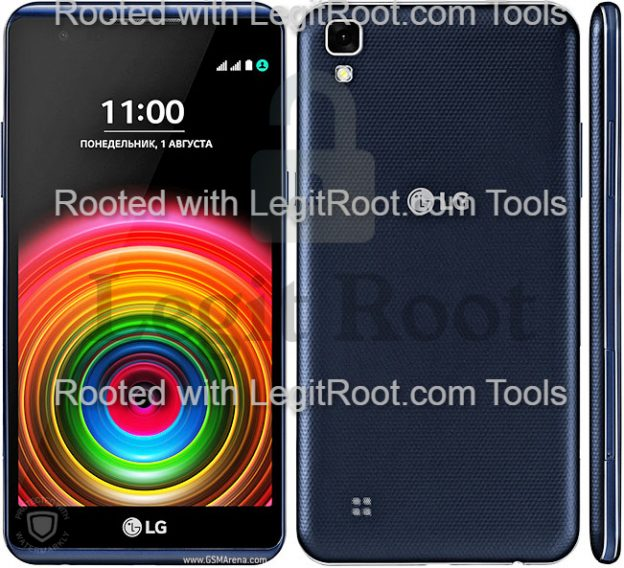 Mac os how to root lg x power