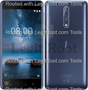 Root nokia 8 legitroot