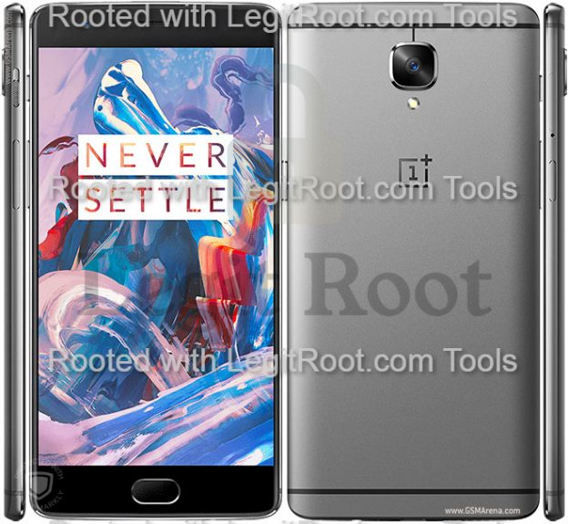 Mac os how to root oneplus 3