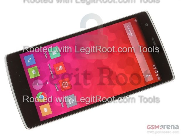 Mac os how to root oneplus one