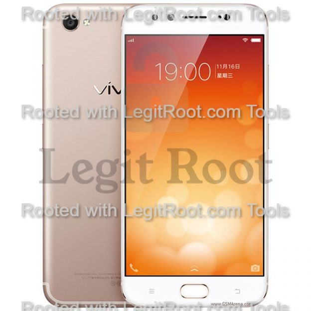 Root vivo x9 from pc legitroot.com