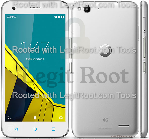 Root vodafone smart ultra 6 from pc legitroot.com