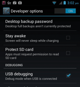 How to root lg k4