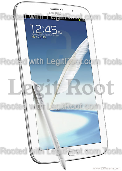 Root samsung galaxy note 8.0 from pc legitroot.com