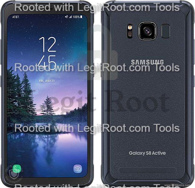 Root samsung galaxy s8 active from pc legitroot.com