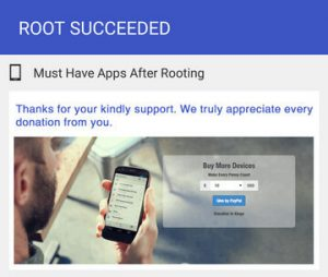 Step by step how to root toshiba thrive