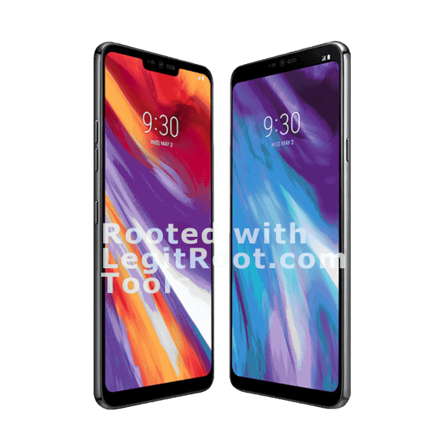 How to root LG G7