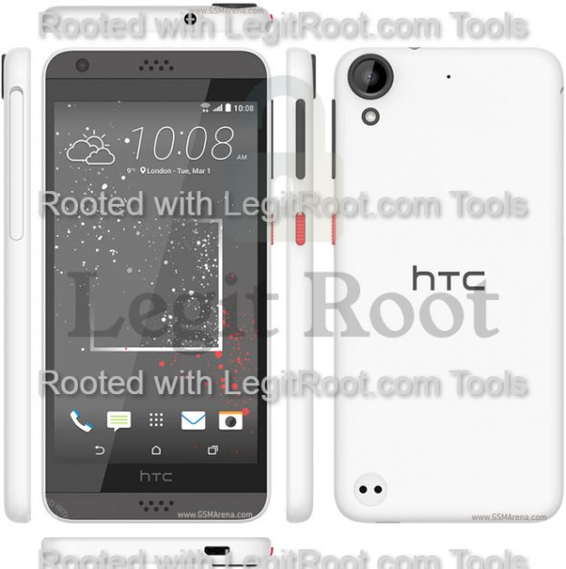 Htc desire 530 one click root