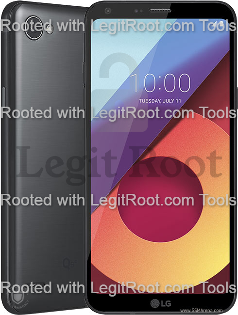 Mac os how to root lg q6