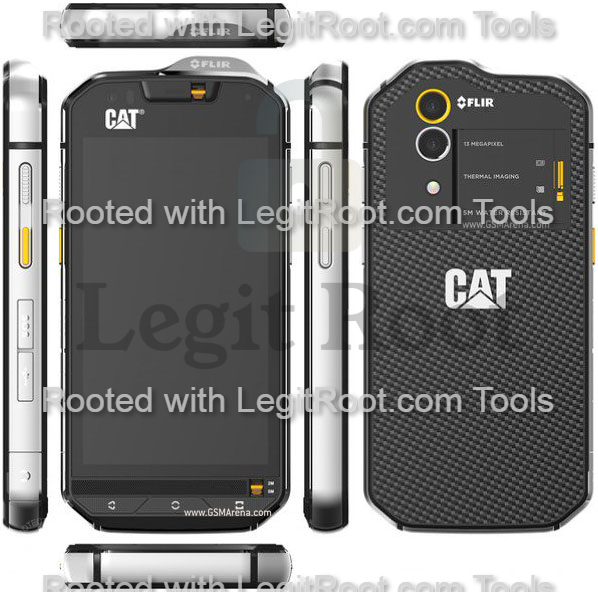 Cat s60 one click root