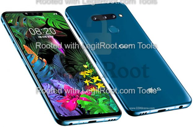 Mac os how to root lg g8 thinq