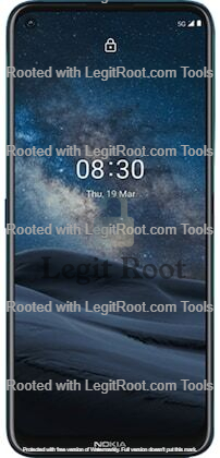 NOKIA 8.3 5G one click root